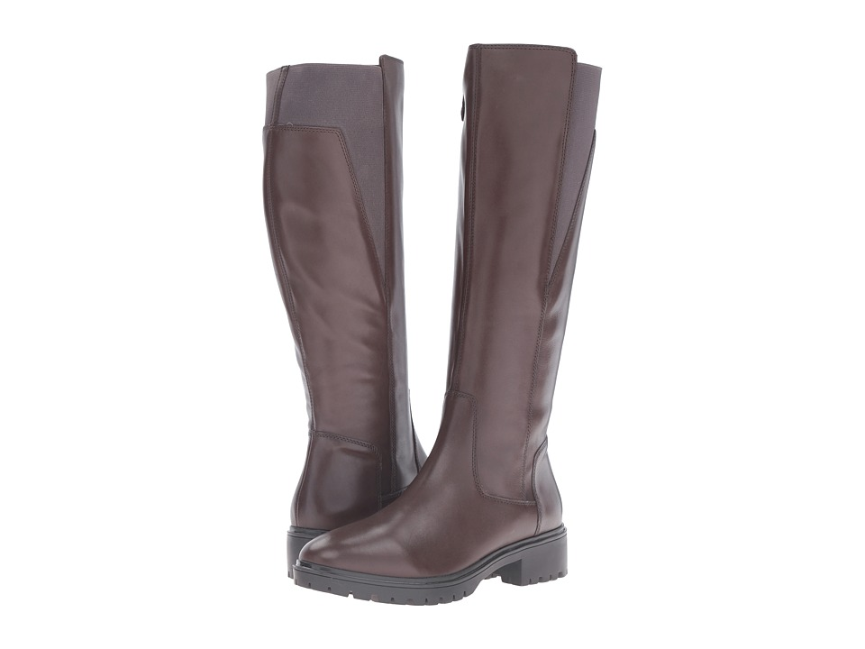 Geox WPEACEFUL4 (Chestnut) Women
