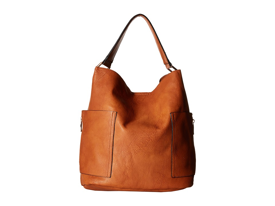 Gabriella Rocha - Violet Hobo Purse (Brown) Hobo Handbags