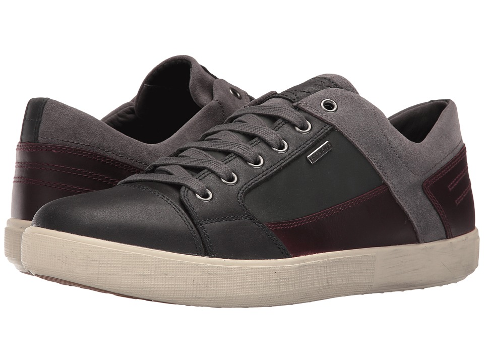 Geox - MTAIKIBABX2 (Anthracite) Men's Shoes