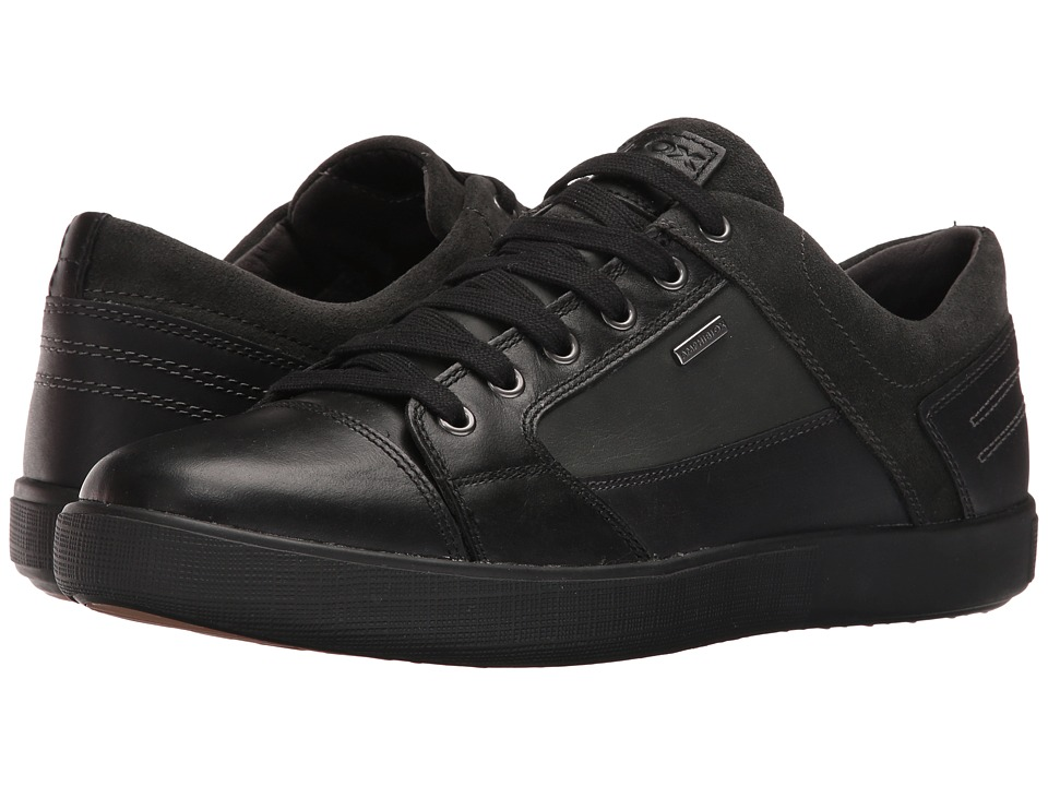 Geox - MTAIKIBABX2 (Black/Anthracite) Men's Shoes