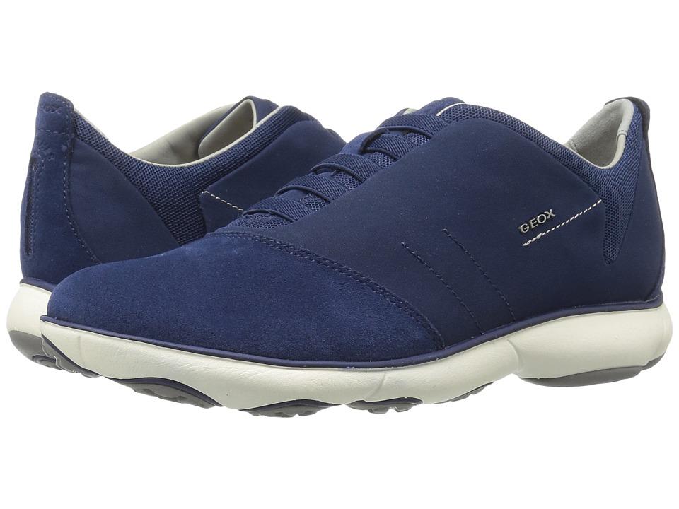 Geox - U Nebula 17 (Dark Royal) Men's Shoes