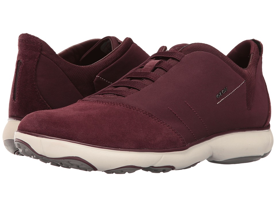 Geox - U Nebula 17 (Burgundy) Men's Shoes