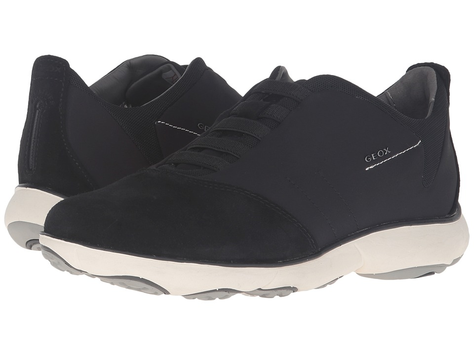 Geox - U Nebula 17 (Black) Men's Shoes