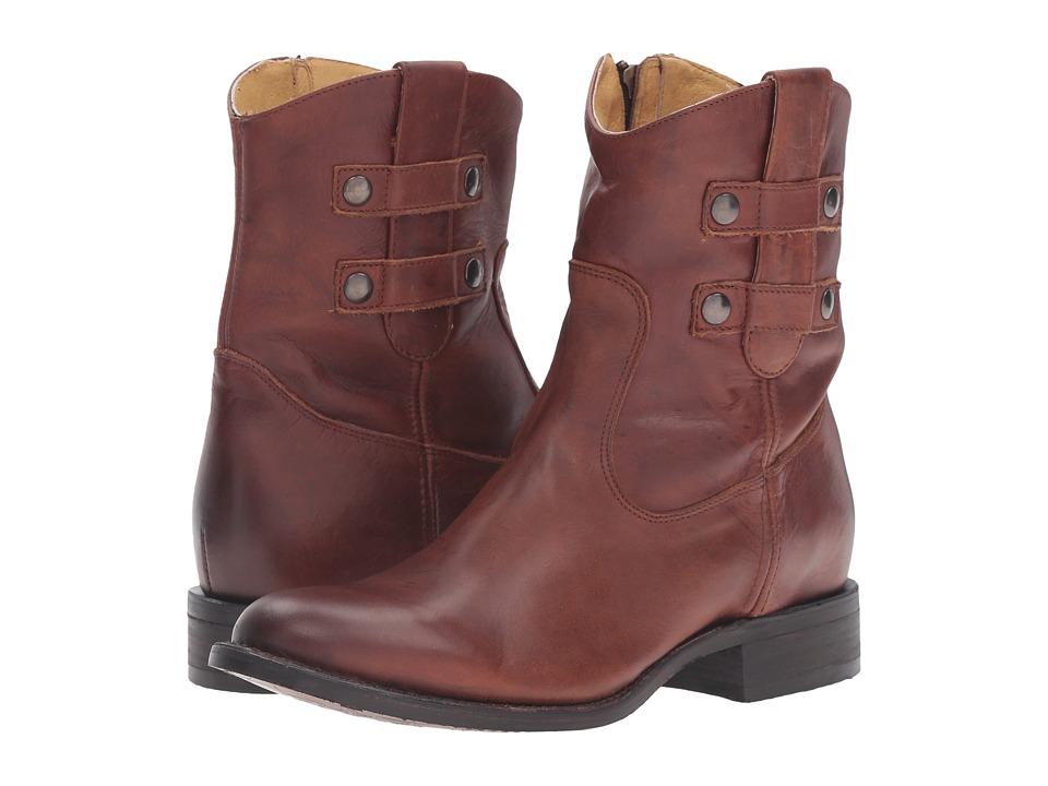 Justin - MSL106 (Brandy) Cowboy Boots