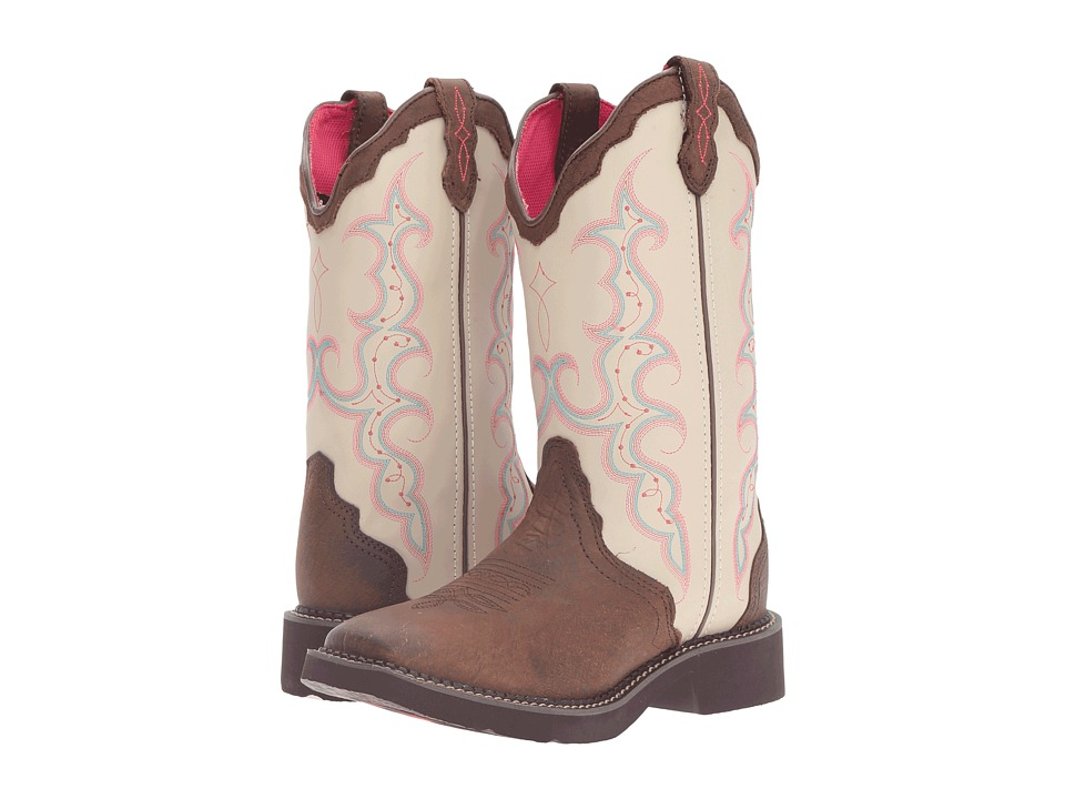 Justin - L2919 (Brown) Cowboy Boots