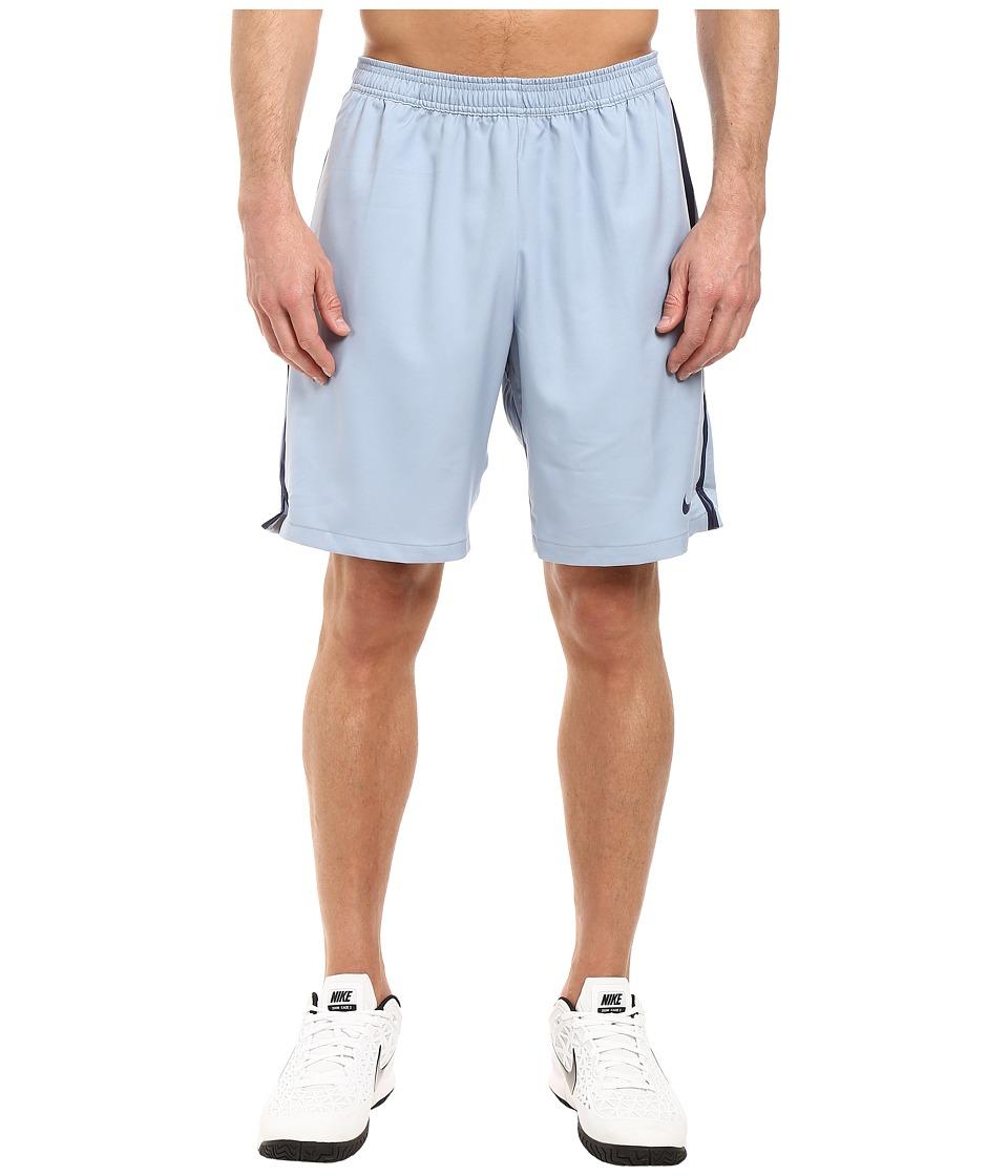 Nike - Court 9 Short (Blue Grey/Midnight Navy/Midnight Navy) Men's Shorts