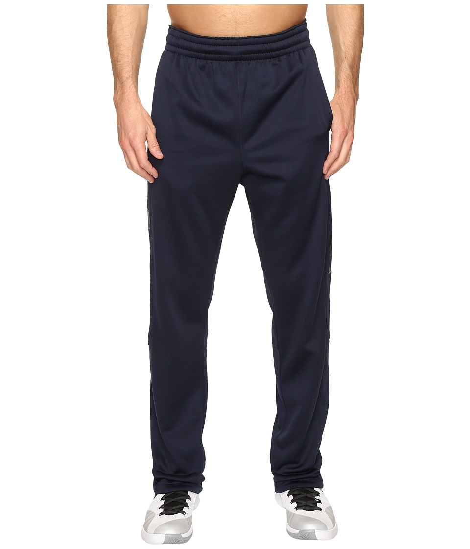 Nike - Therma Elite Basketball Pant (Obsidian/Obsidian/Cool Grey/Cool Grey) Men's Casual Pants