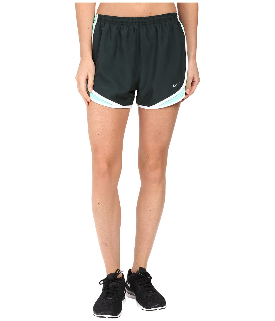 Nike - Tempo Short (Seaweed/Green Glow/White/Wolf Grey) Women's Workout