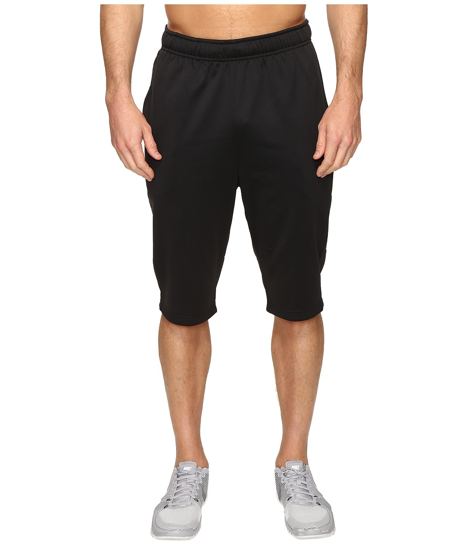 Nike Therma Short (Black/Dark Grey) Men