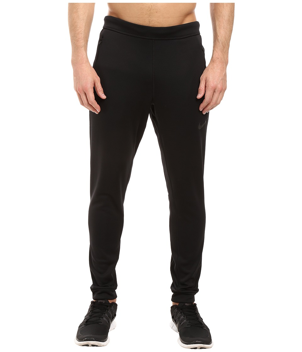 Nike Therma-Sphere Training Pant (Black/Black/Black) Men