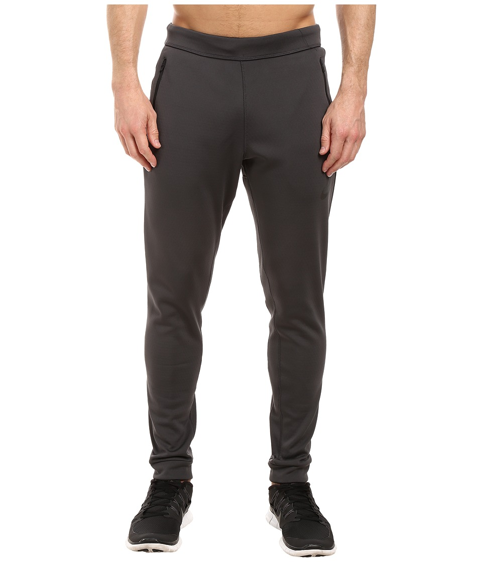 Nike - Therma-Sphere Training Pant (Anthracite/Black/Black) Men's Casual Pants