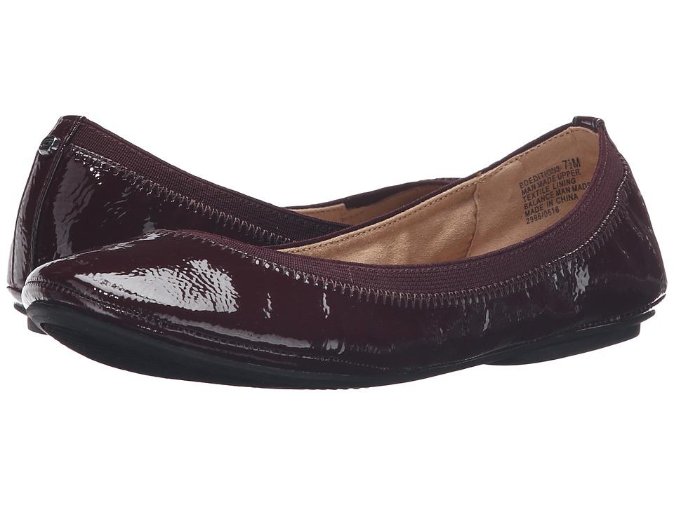 Bandolino - Edition (Dark Wine) Women's Flat Shoes