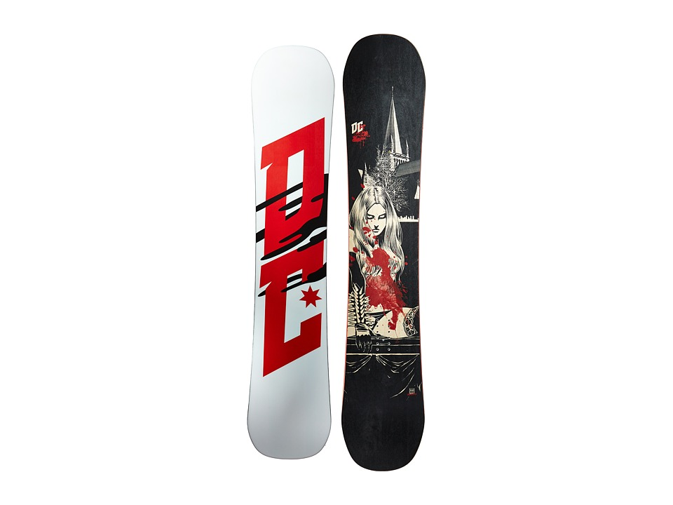 DC - Media Blitz '17 150 (Multi) Snowboards Sports Equipment