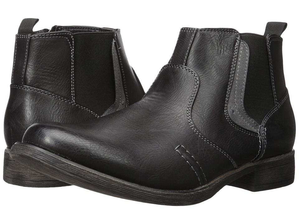 Steve Madden - Basket (Black) Men's Shoes