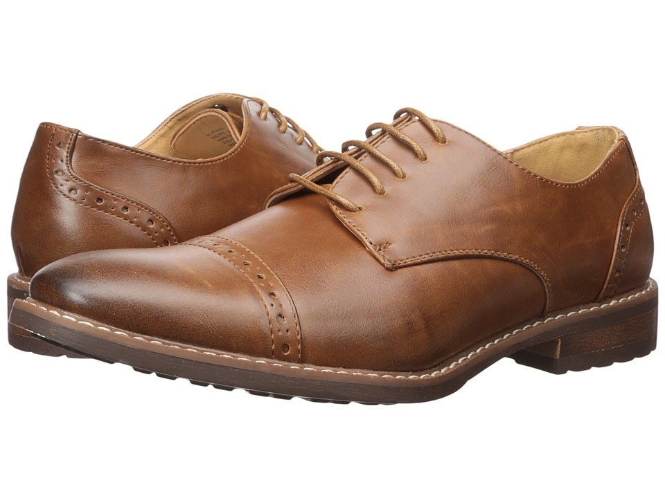 Steve Madden - Atkin (Tan) Men's Shoes