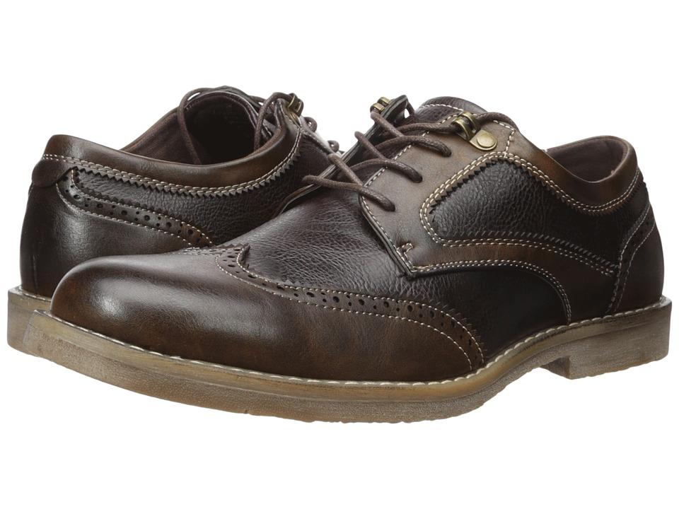 Steve Madden - Castor (Dark Brown) Men's Shoes