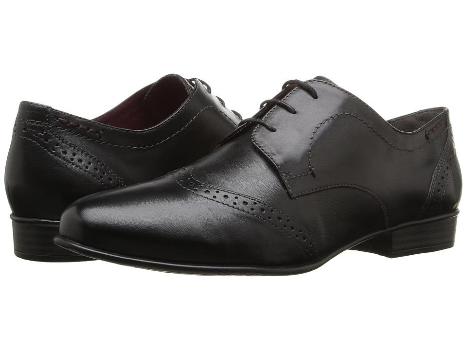 Tamaris - Malika 1-1-23207-27 (Black) Women's Lace up casual Shoes