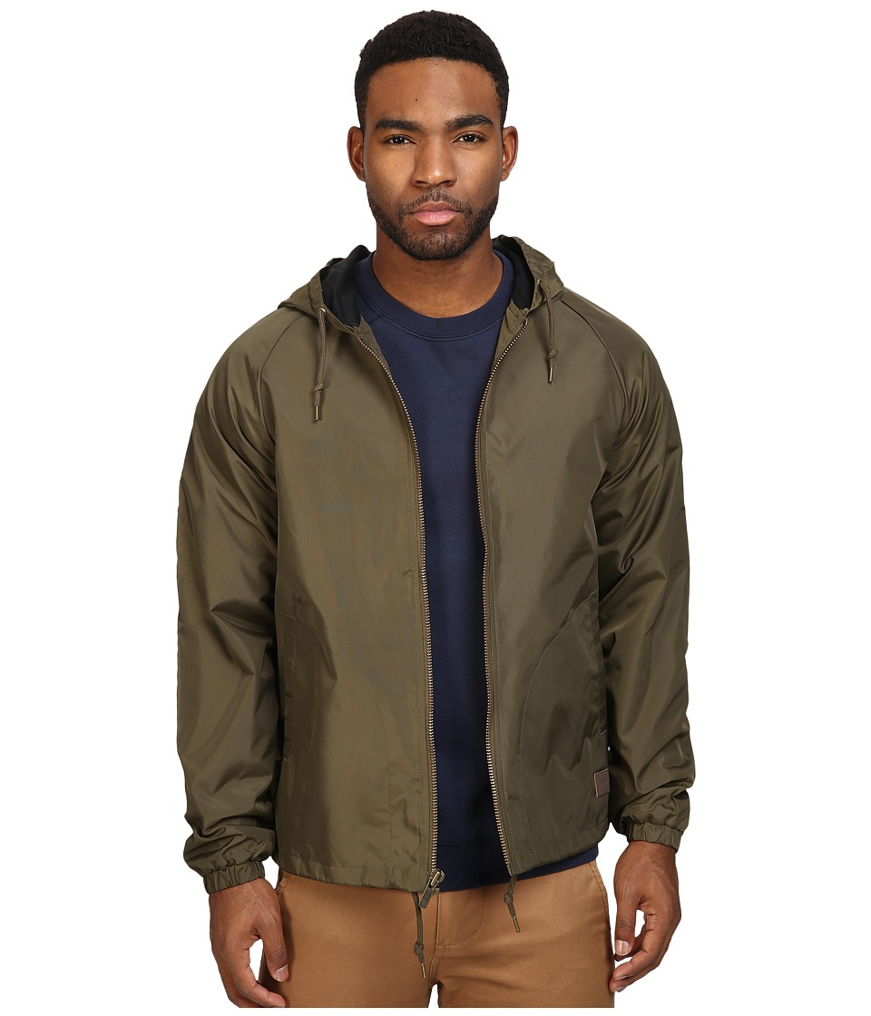 Brixton - Claxton Jacket (Olive) Men's Coat