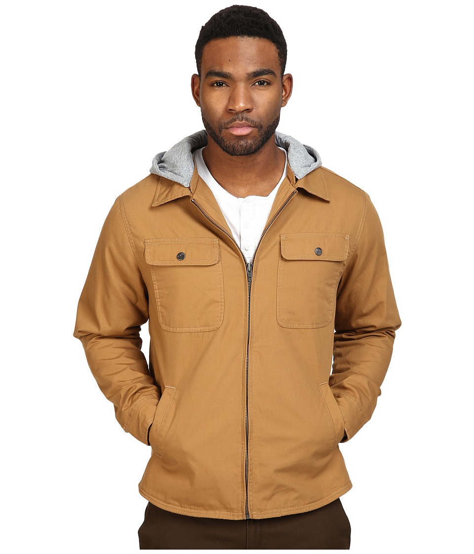 Brixton - Canton Jacket (Copper) Men's Coat