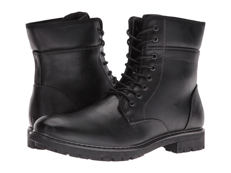 Steve Madden - Nesbit (Black) Men's Shoes