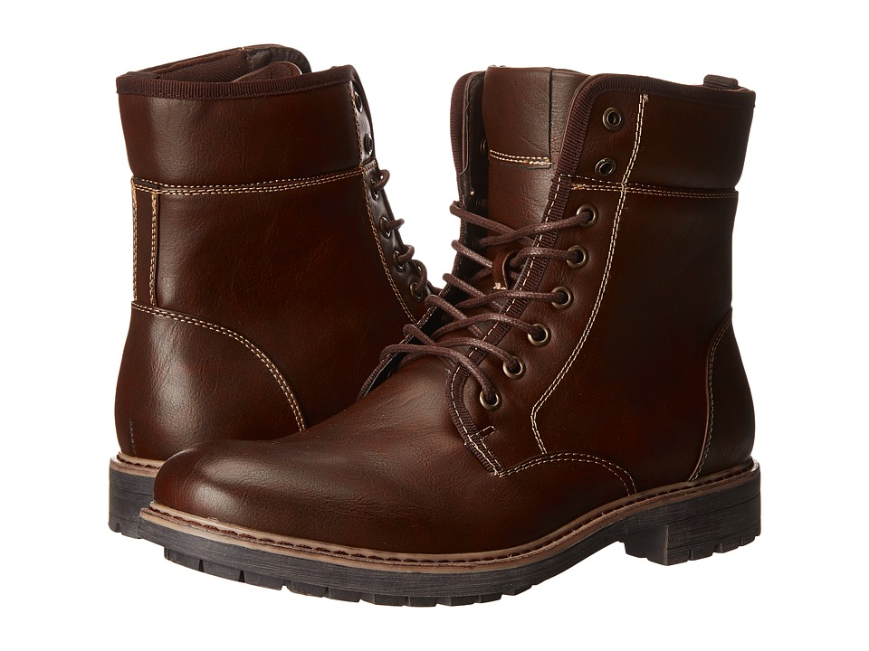 Steve Madden - Nesbit (Brown) Men's Shoes