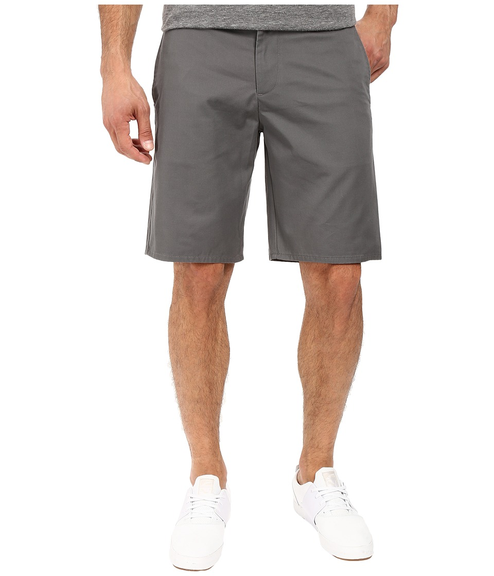 Brixton - Carter Shorts (Charcoal) Men's Shorts