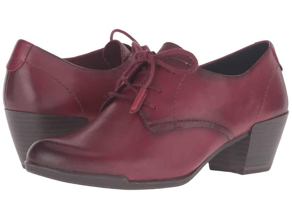 Tamaris - Ocimum 1-1-23305-27 (Bordeaux) Women's Shoes