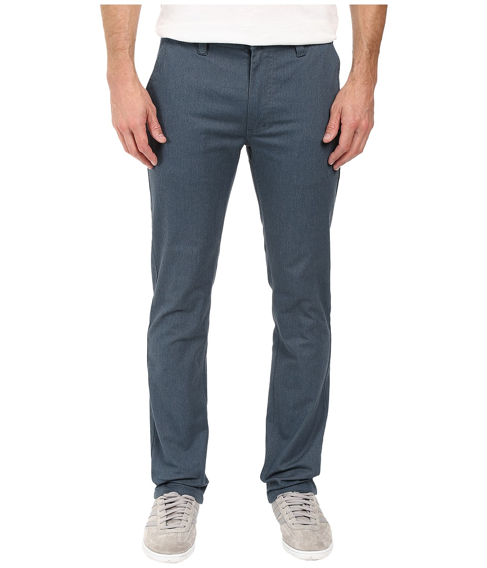Brixton - Reserve Chino Pants (Heather Steel) Men's Casual Pants