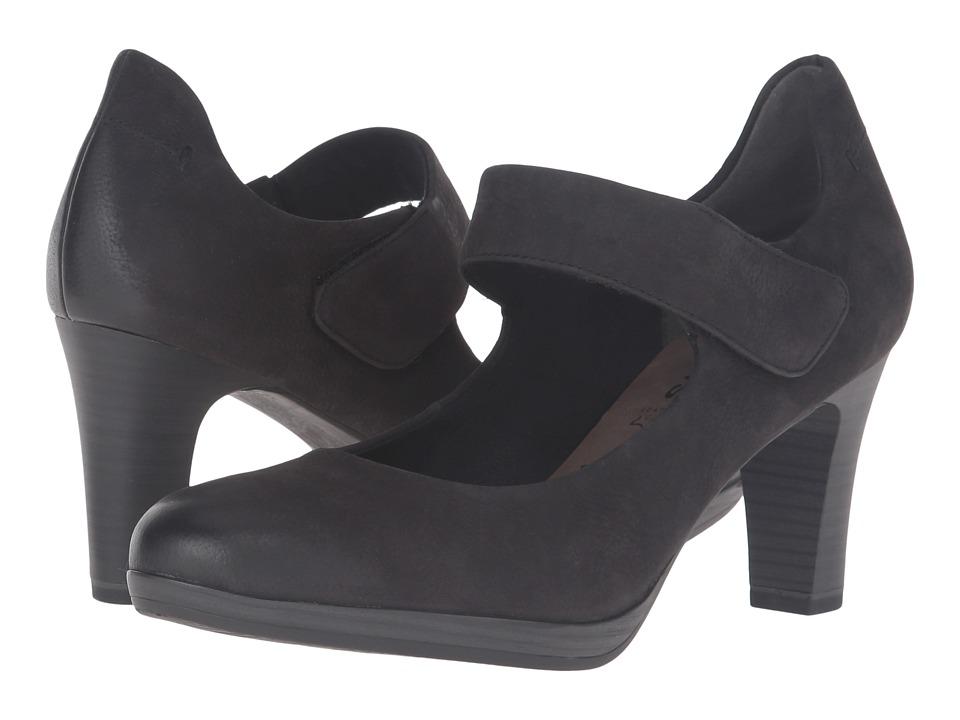 Tamaris - Zealot 1-1-24401-27 (Black) Women's Shoes