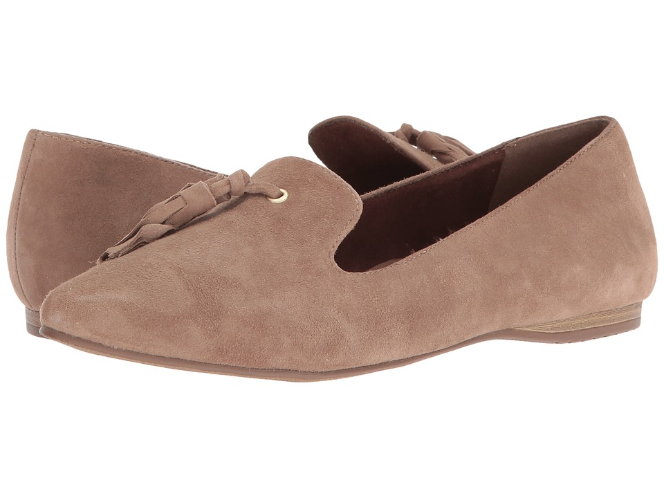 Tamaris - Baja 1-1-24200-37 (Taupe) Women's Flat Shoes