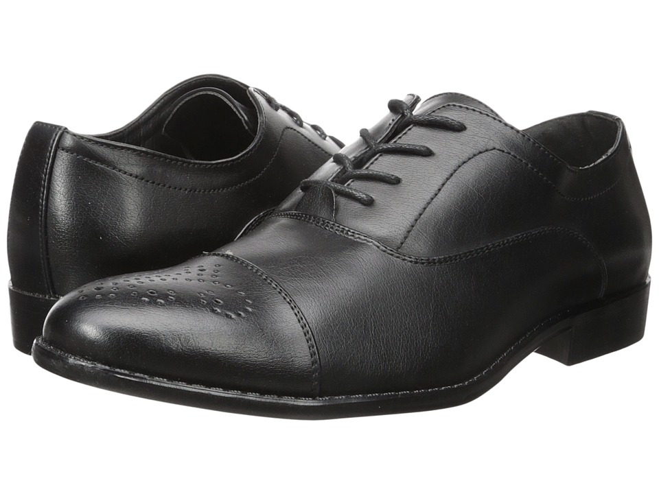 Steve Madden - Valor (Black) Men's Shoes