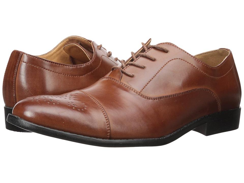 Steve Madden - Valor (Tan) Men's Shoes