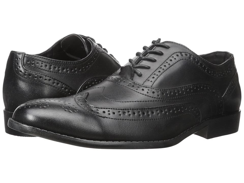 Steve Madden - Verve (Black) Men's Shoes