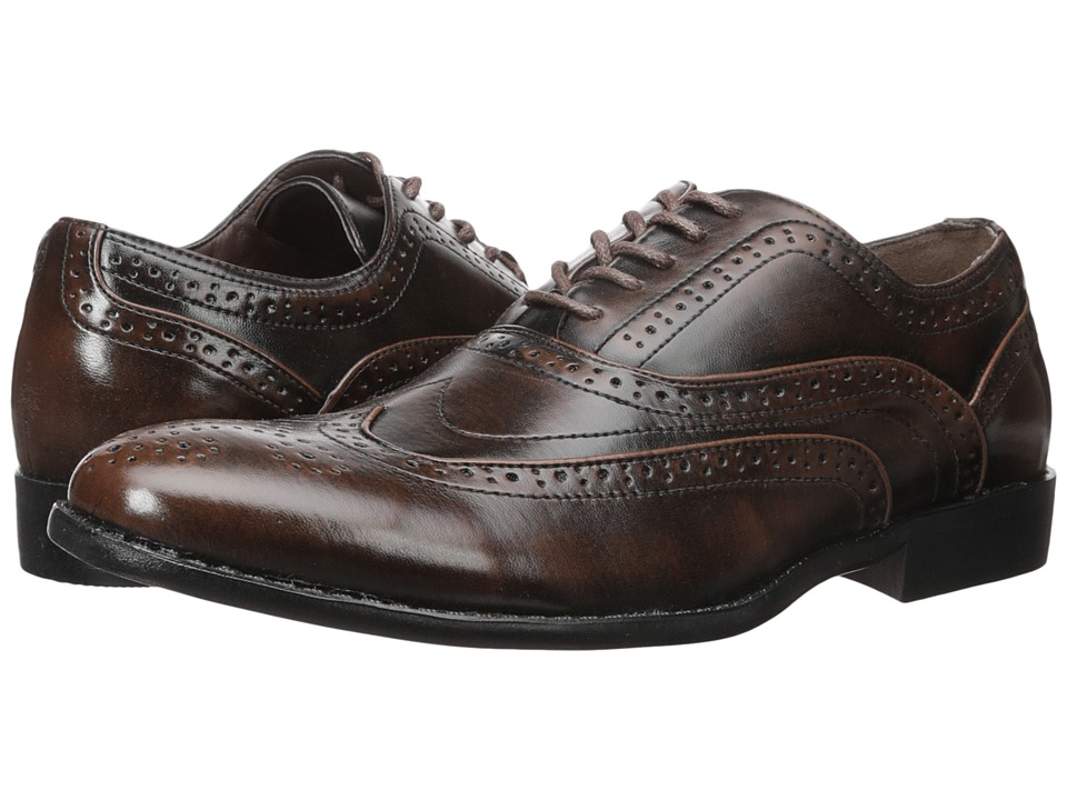 Steve Madden - Verve (Brown) Men's Shoes