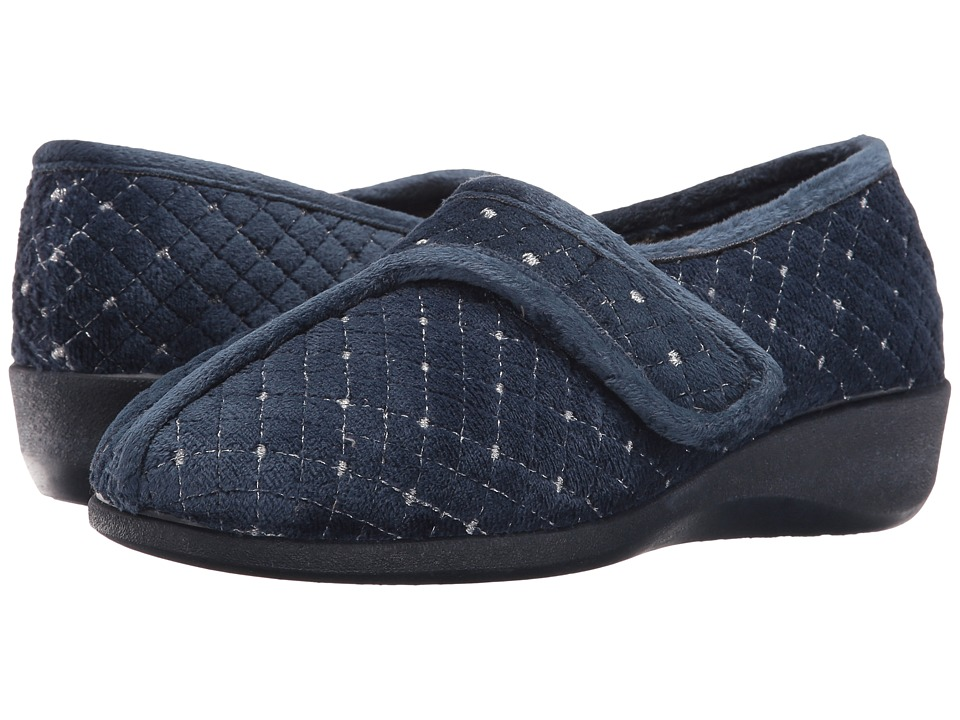 Foamtreads - Katla (Blue) Women's Slippers
