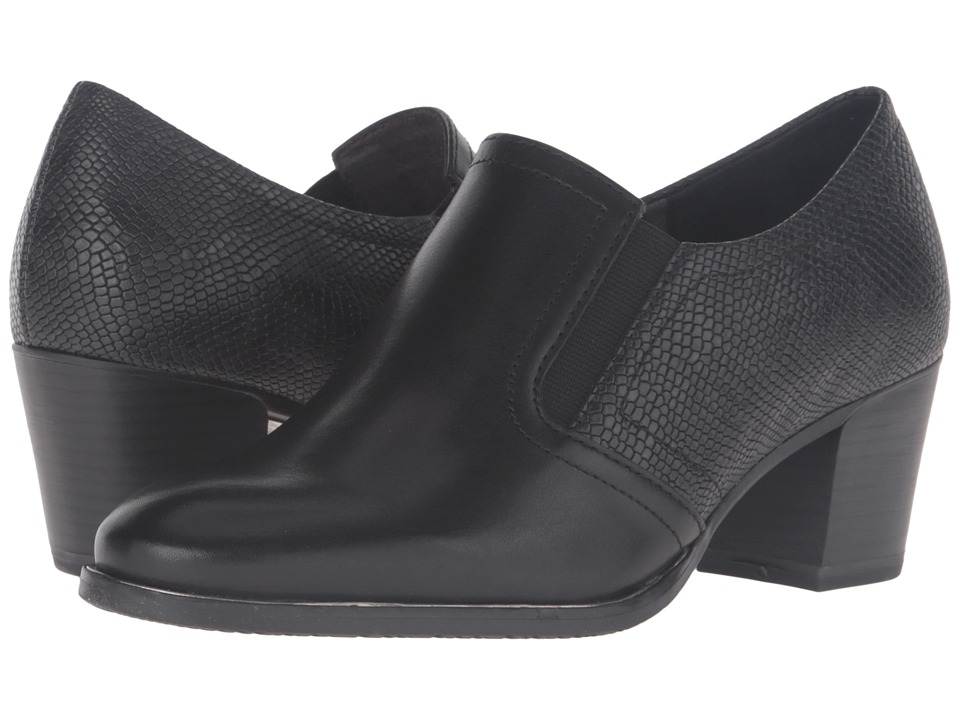 Tamaris - Zone 1-1-24407-27 (Black Combo) Women's 1-2 inch heel Shoes
