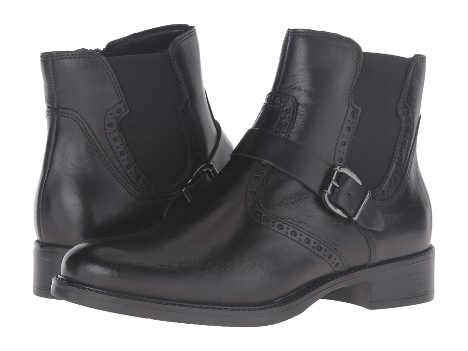 Tamaris - Jetty 1-1-25002-27 (Black) Women's Boots