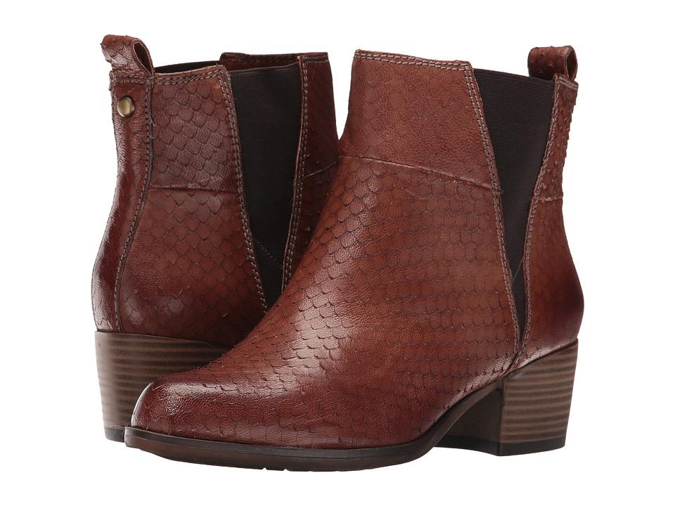 Tamaris - Pius 1-1-25012-27 (Muscat) Women's Boots