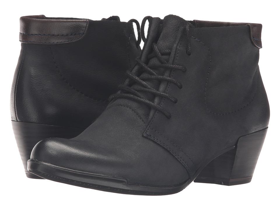 Tamaris - Ocimum 1-1-25115-27 (Navy) Women's Boots