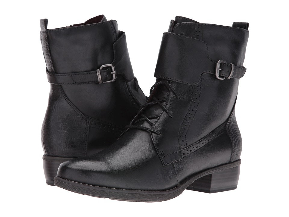 Tamaris - Marly 1-1-25102-27 (Black) Women's Boots