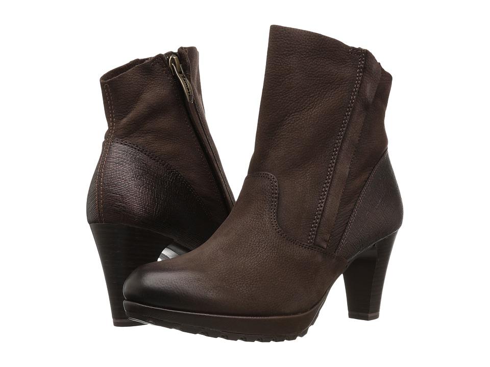 Tamaris - Nomo 1-1-25323-27 (Mocca) Women's Boots