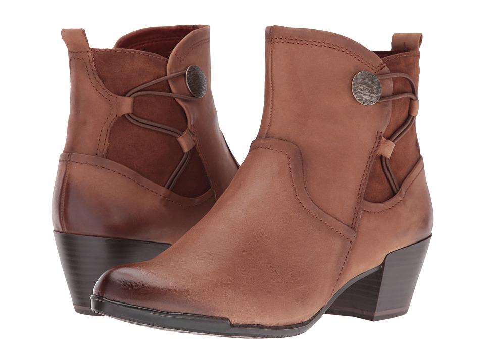Tamaris - Ocimum 1-1-25320-27 (Muscat) Women's Boots