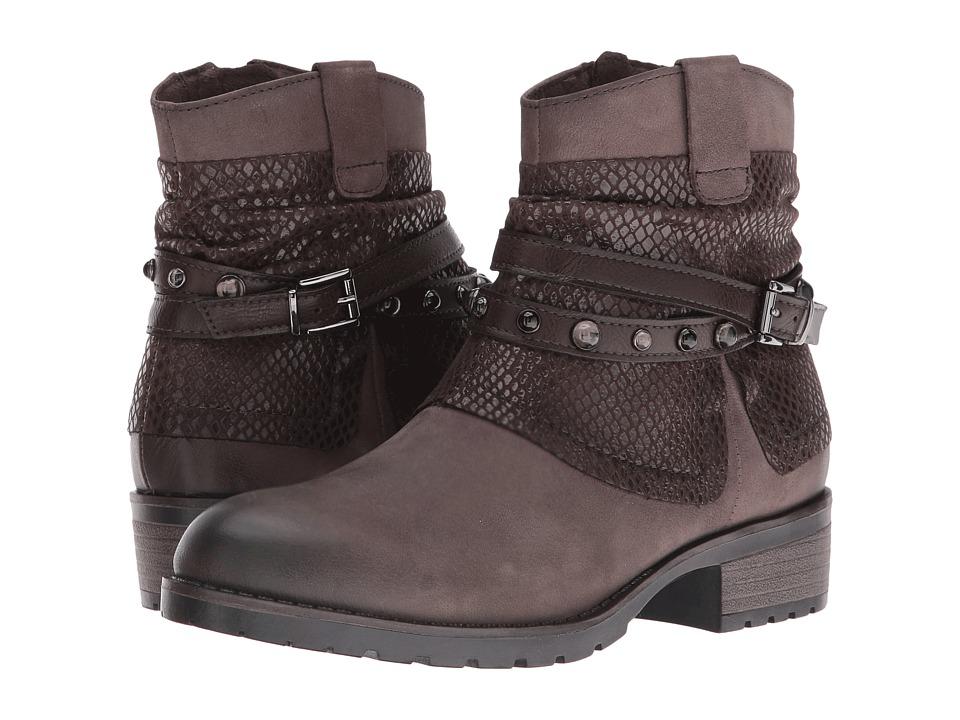 Tamaris - Parai 1-1-25311-27 (Cigar Combo) Women's Boots