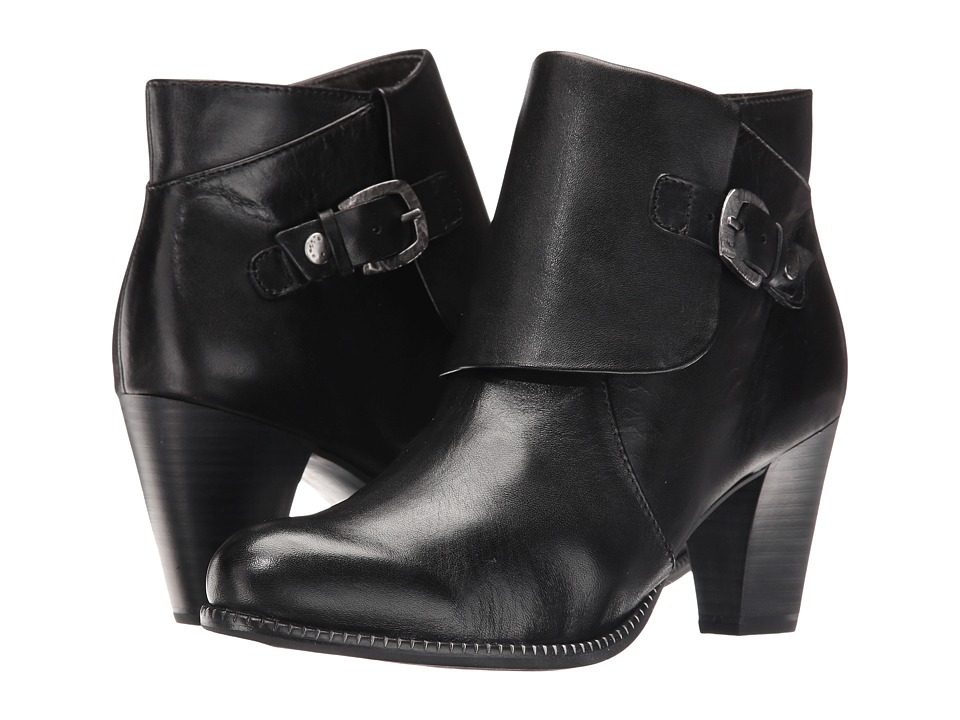 Tamaris - Eddy 1-1-25306-27 (Black) Women's Boots