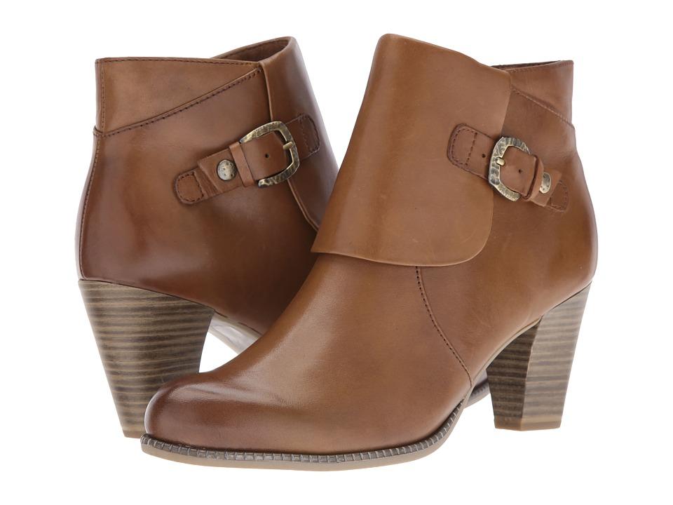 Tamaris - Eddy 1-1-25306-27 (Muscat) Women's Boots
