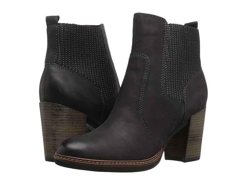 Tamaris - Joly 1-1-25339-27 (Black) Women's Boots