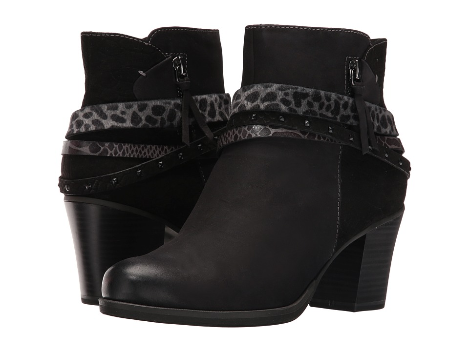 Tamaris - Tora 1-1-25338-27 (Black Combo) Women's Boots