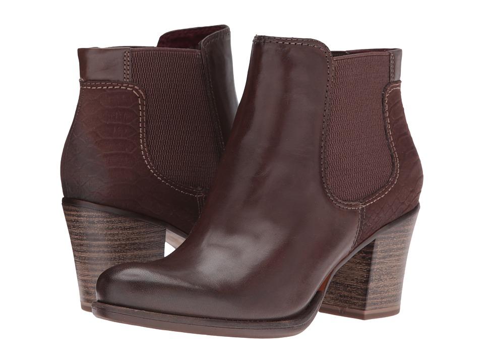 Tamaris - Tora 1-1-25336-27 (Mocca) Women's Boots