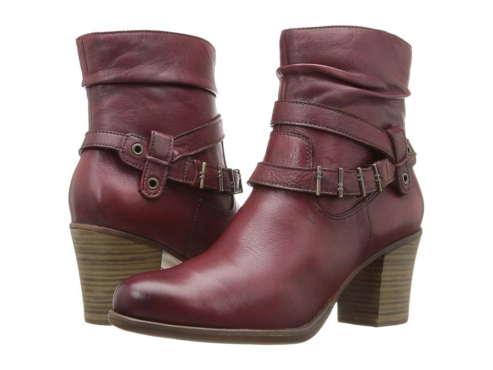 Tamaris - Tora 1-1-25337-27 (Scarlet) Women's Boots