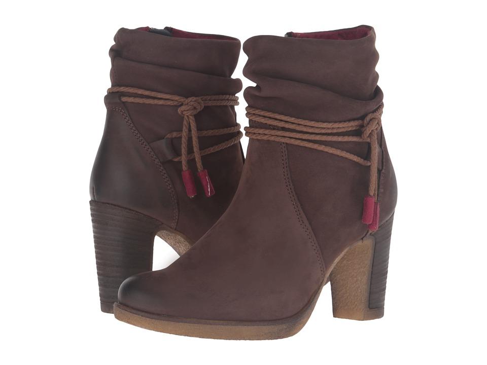 Tamaris - Cresta 1-1-25387-27 (Mocca) Women's Boots